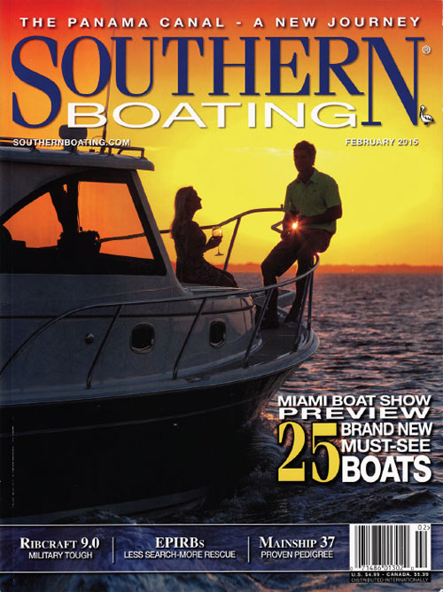 MM37 Southern Boating Feb15 cover