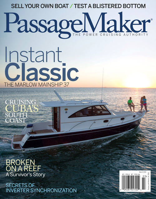 MM37 passage maker magazine cover
